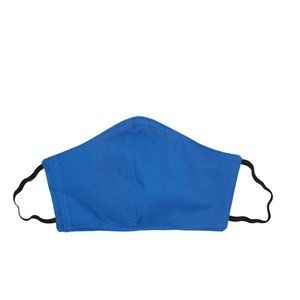 3 layer Face Mask Adult One Size Filter Pocket